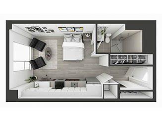 S5 Floor plan layout