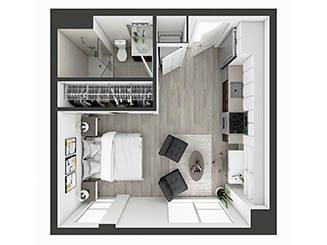 S7 Floor plan layout