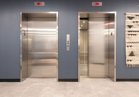 Elevators At 1047 Commonwealth
