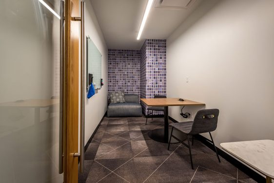 Study Lounge At 1047 Commonwealth
