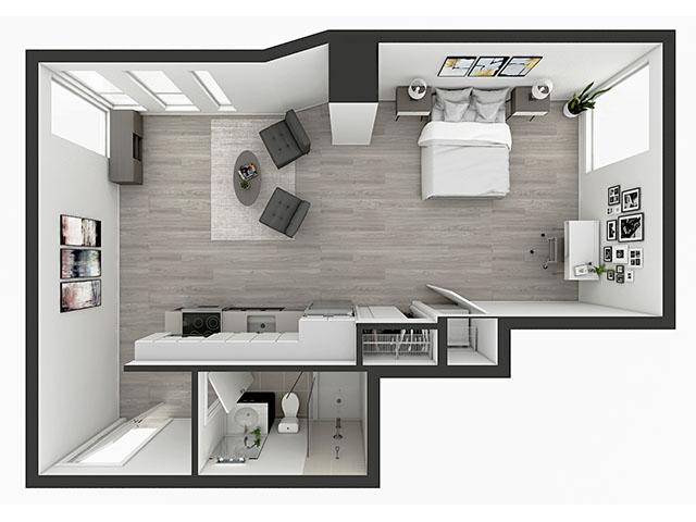 S10 Floor plan layout